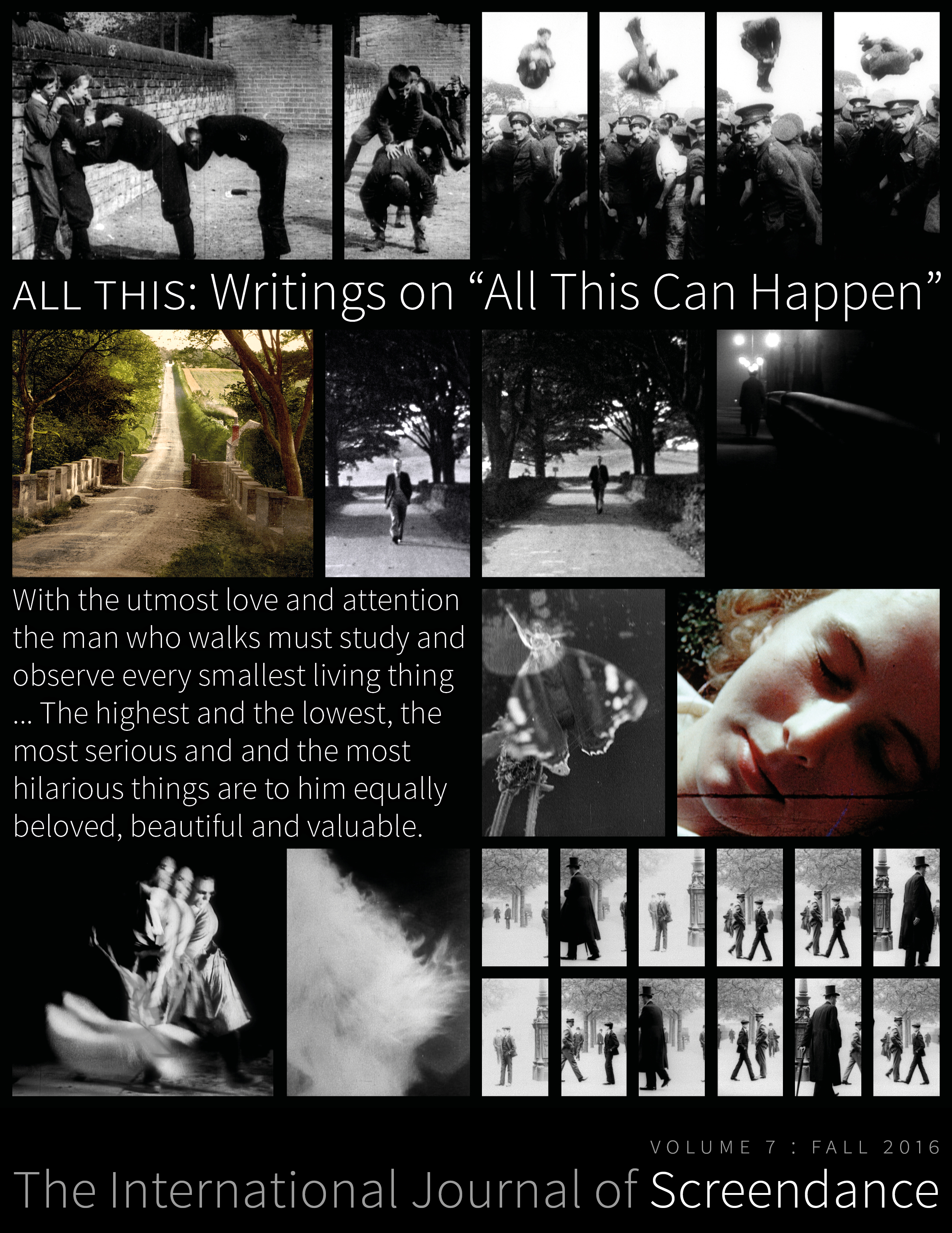 All This: Writings on All This Can Happen